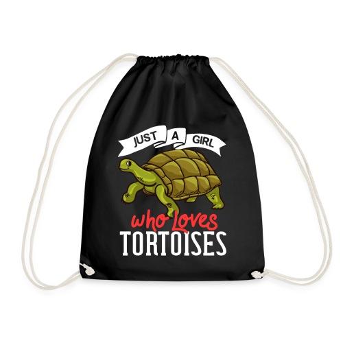 Landschildkröten Schildkröte Afrikanische Sulcata - Turnbeutel