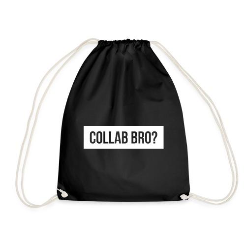 Collab Bro? - Drawstring Bag