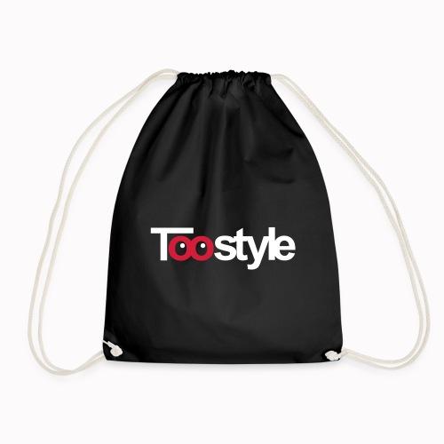 Toostyle white - Sacca sportiva