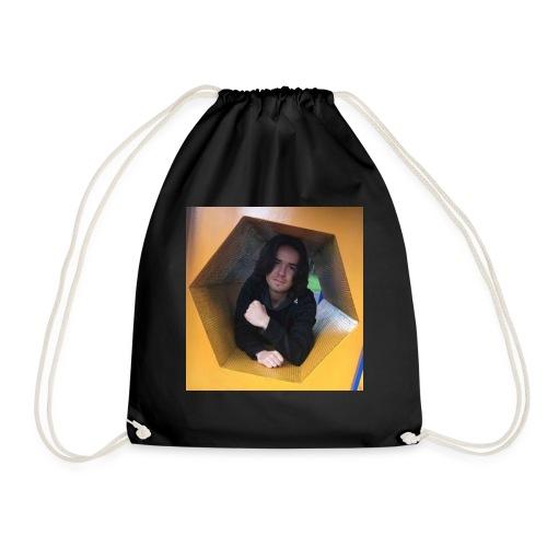 yellow - Drawstring Bag