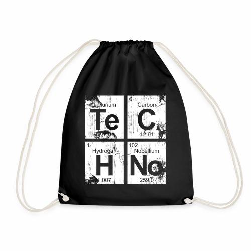 Dirty Techno Chemie - Turnbeutel