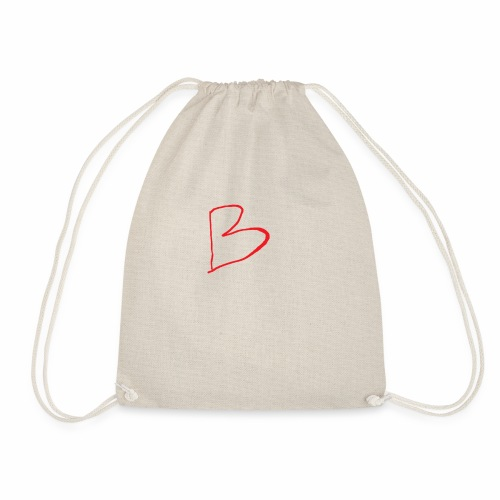 limited edition B - Drawstring Bag