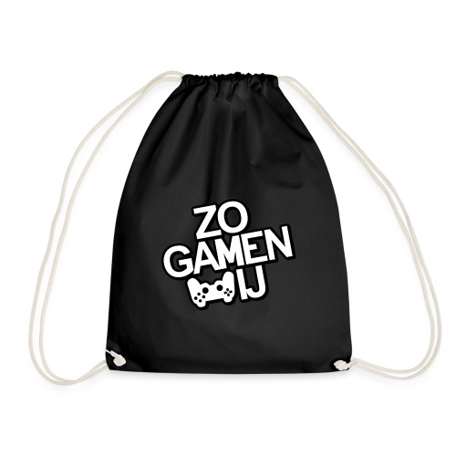 ZoGamenWij Logo - Gymtas