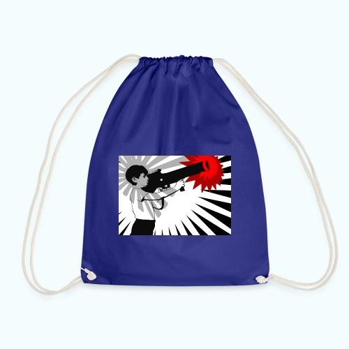 Peace Please - Drawstring Bag