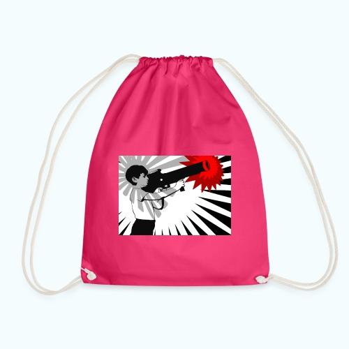 Peace Please - Drawstring Bag