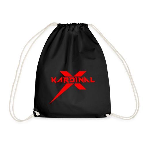 Kardinal X Logo - Drawstring Bag