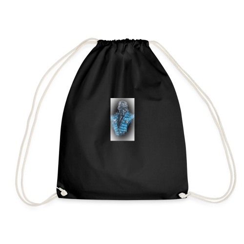 6E2CB5ED 5145 4CC1 860F FBDD53472253 - Drawstring Bag