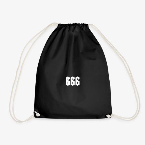 666 - Turnbeutel