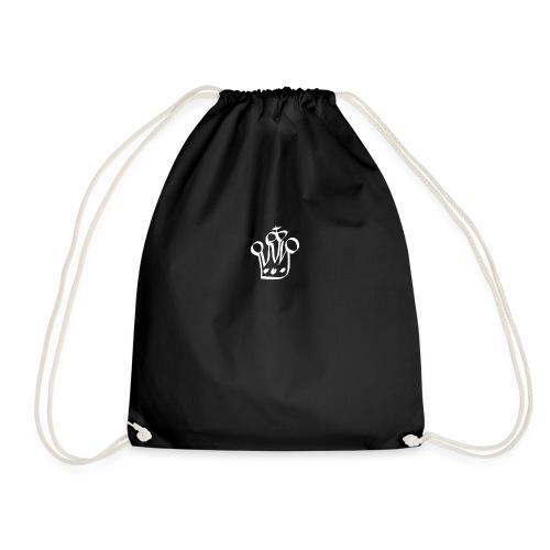 MTeVrede 6 kroon wit2 - Drawstring Bag