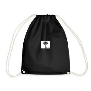 Palm - Black & White - Sportstaske