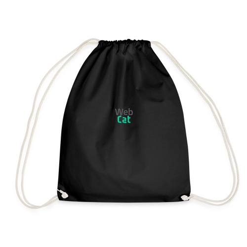 WebCat - Drawstring Bag