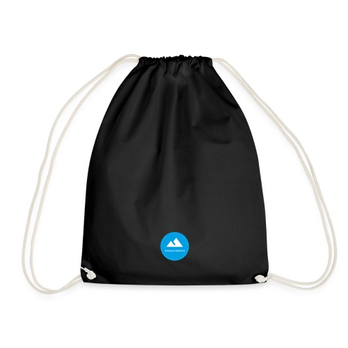 Hopeless Wanderer Logo - Drawstring Bag