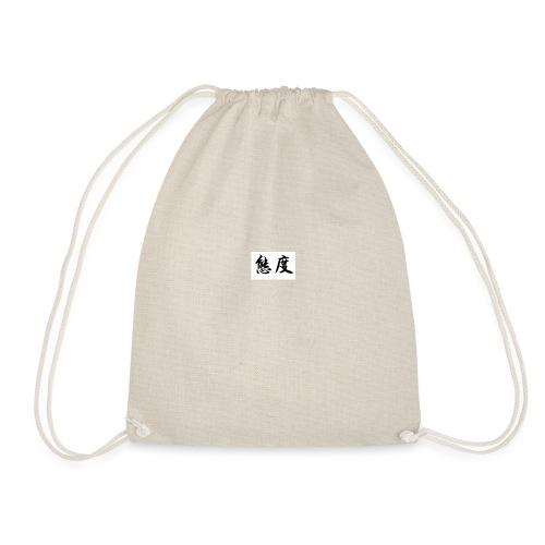 Attitude - Drawstring Bag