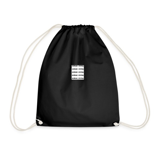 BallGame Clothing Rows - Drawstring Bag