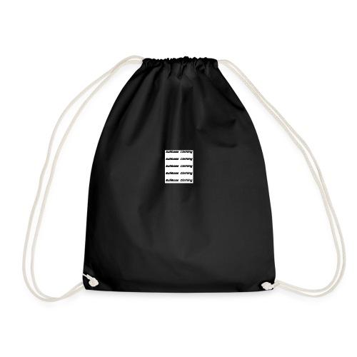 BallGame Clothing Rows - Drawstring Bag