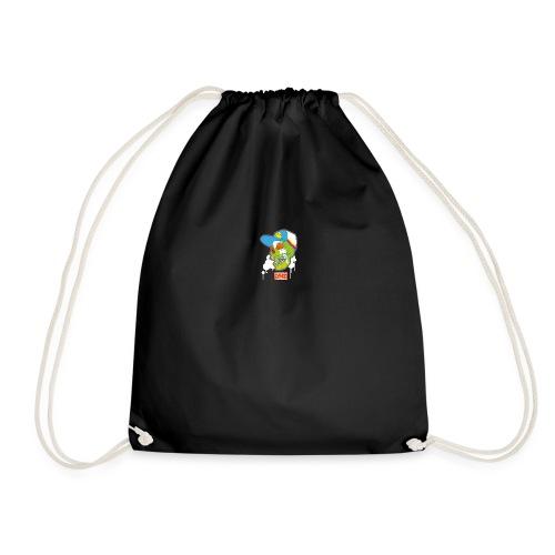 Ptb Skullhead 2 - Drawstring Bag