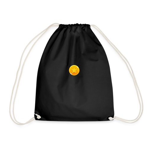 Coin spin - Drawstring Bag