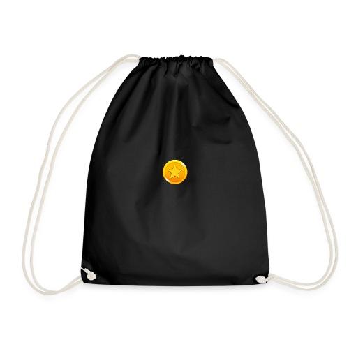 Coin spin - Drawstring Bag
