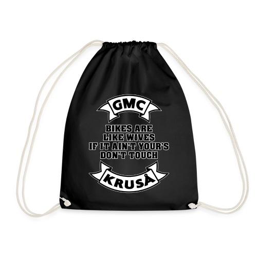 GMC cykler er som kvinder - Sportstaske