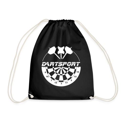 Dartsport Logo - Turnbeutel