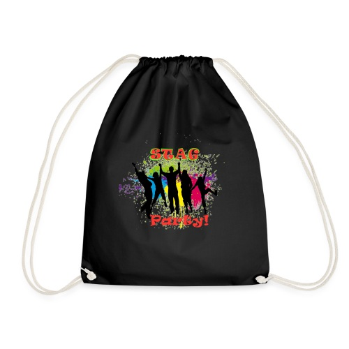 party - Drawstring Bag