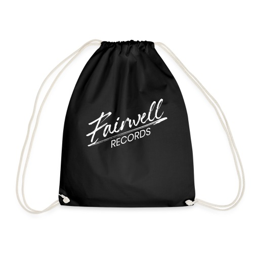 Fairwell Records - White Collection - Sportstaske
