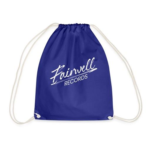 Fairwell Records - White Collection - Sportstaske