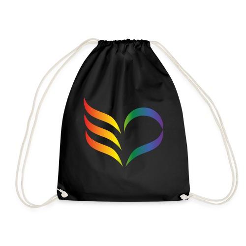 East Pride symbol - Gymnastikpåse