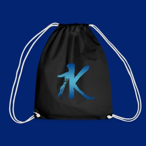 I am like Water! - Drawstring Bag
