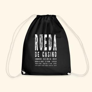 Rueda de Casino Familia - Drawstring Bag