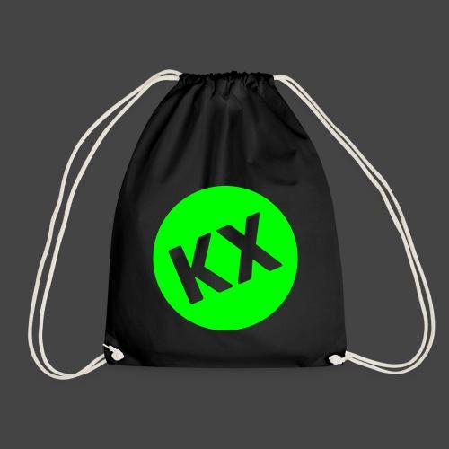 kx-round-plain - Turnbeutel