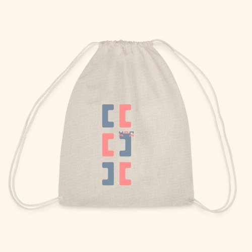 Hoa hoody v2 - Drawstring Bag