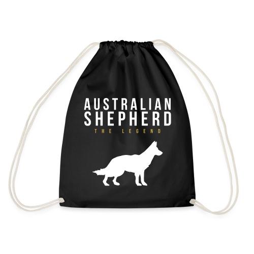 Australian Shepherd Legendär Dog Hund - Turnbeutel
