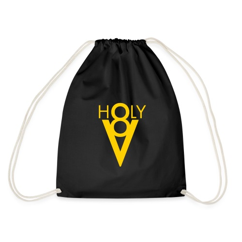 Holy V8 Gold Edition - Turnbeutel