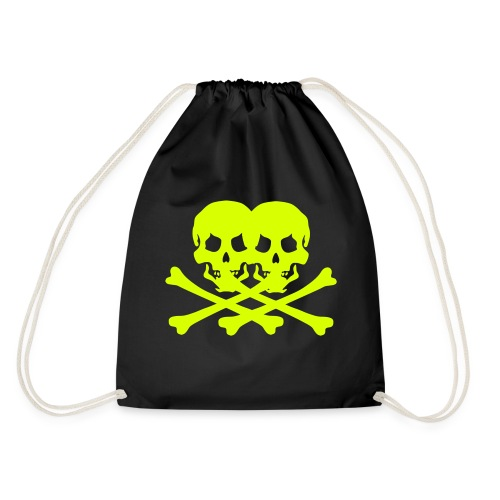 pirateskull - Drawstring Bag