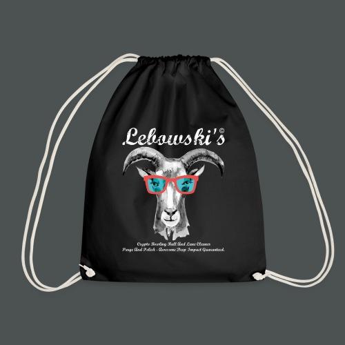 M_Lebowskis Fullsize Logo - Turnbeutel