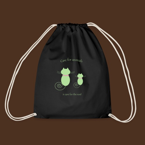 Animal care - Drawstring Bag