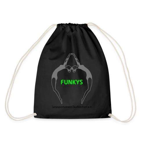 Funky Logo - Turnbeutel