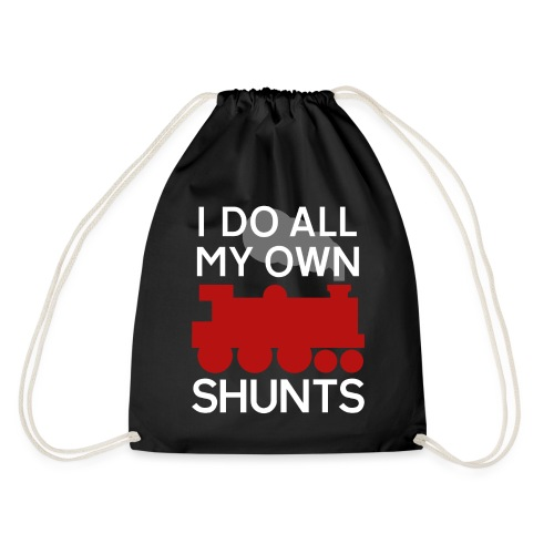 SHUNTSpng - Drawstring Bag
