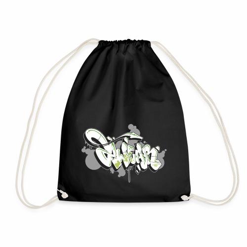 Mesk 2Wear graffiti style 7up ver02 - Sportstaske