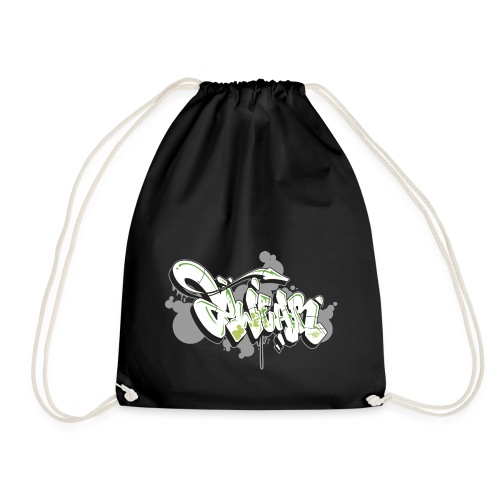 Mesk 2Wear graffiti style 7up ver02 - Sportstaske