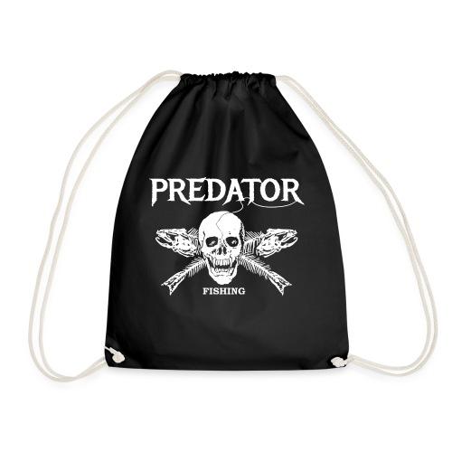 Predator Fishing T-Shirt - Turnbeutel