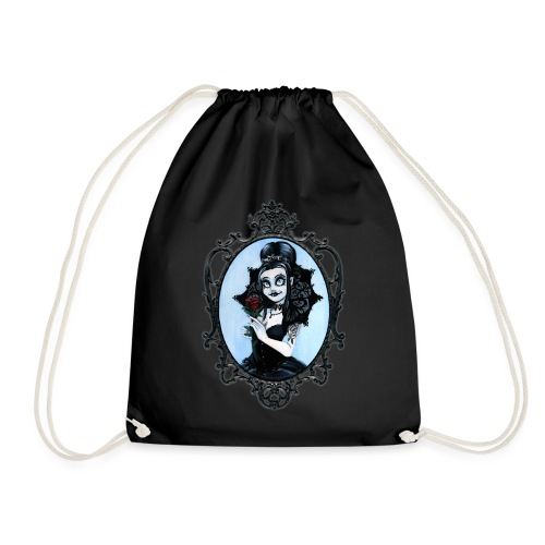 Model of the Year 2020 Lilith LaVey - Drawstring Bag