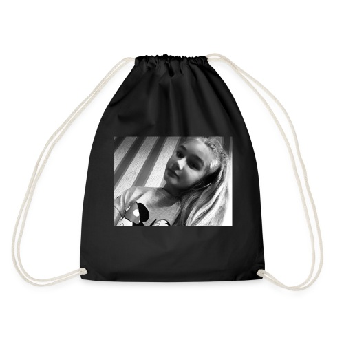 Katie's merch - Drawstring Bag