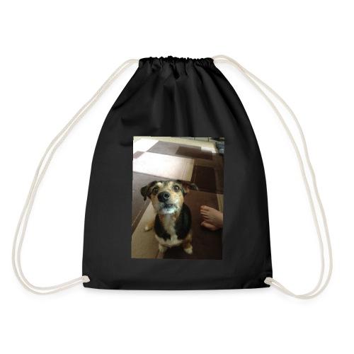 My puppy - Drawstring Bag