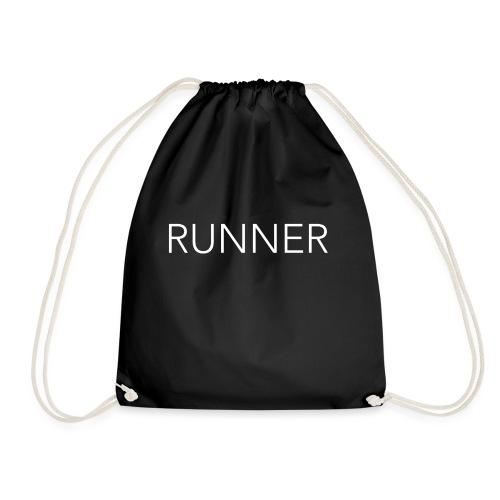 Runner - Drawstring Bag