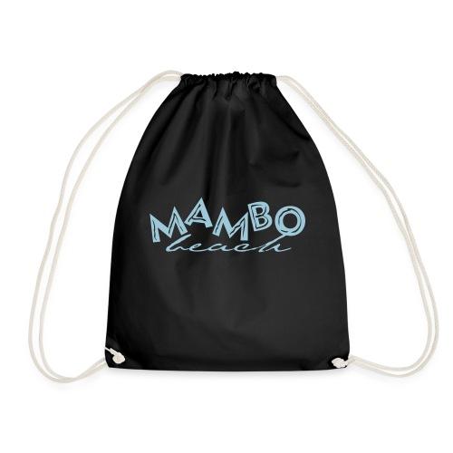 logo mambo blauw los eps orgineel - Gymtas