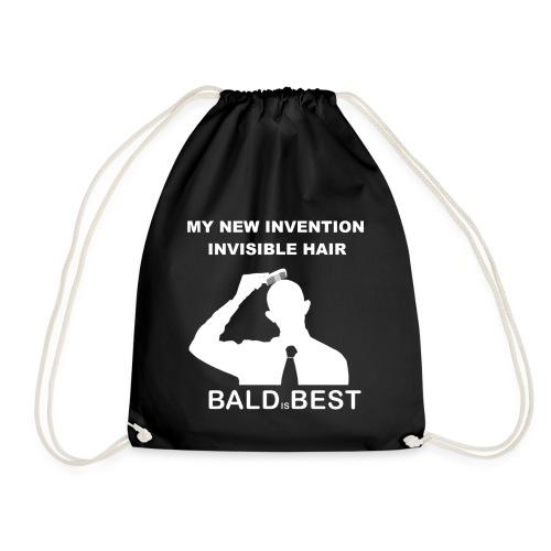 INVISIBLE HAIR - Turnbeutel