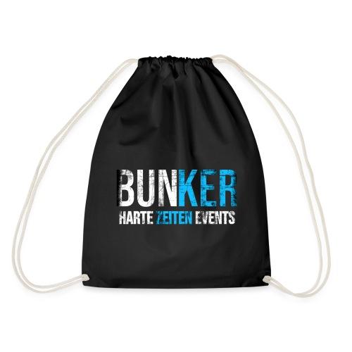 Bunker & Harte Zeiten Supporter - Turnbeutel
