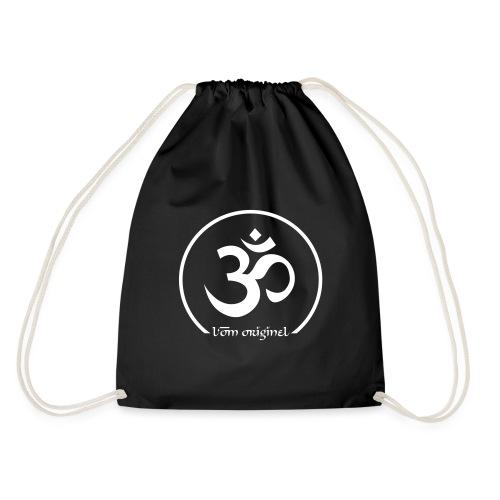 tee shirt yoga je vis le moment présent - Sac de sport léger